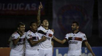 O Flamengo se recuperou da goleada por 5 a 0 sofrida na última quinta-feira (17) para o Independiente Del Valle (Equador) em grande estilo