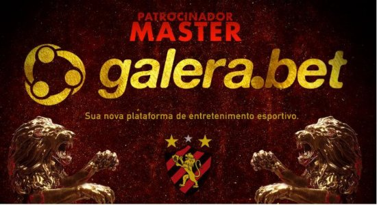 Sport anuncia casa de apostas como novo patrocinador master