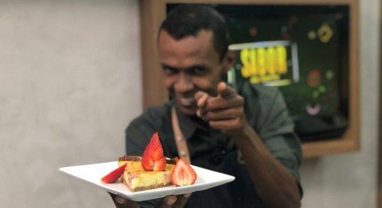 Ela é o Morango aqui do Nordeste: receita do Chef Rivandro França do Sabor da Gente