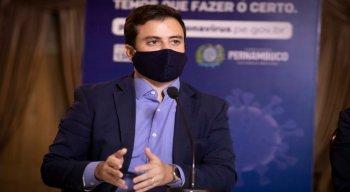 Em coletiva nessa quarta-feira (23), o Governo de Pernambuco revelou os avanços do Plano de Convivência com o novo coronavírus