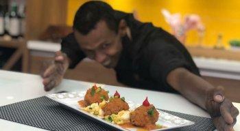 Surpresa com Almôndegas do Chef Rivandro França