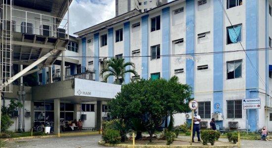 Vídeo: Acompanhantes de pacientes do Hospital Agamenon Magalhães registra aglomeração