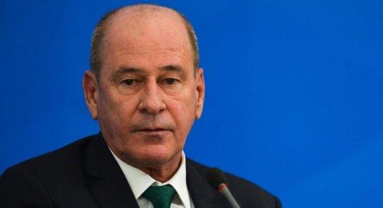 General Fernando Azevedo e Silva anuncia saída do Ministério da Defesa