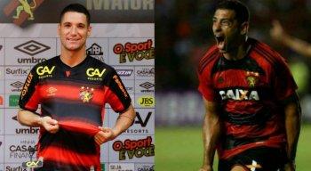 Thiago Neves foi o jogador de maior impacto no Sport após a saída de Diego Souza