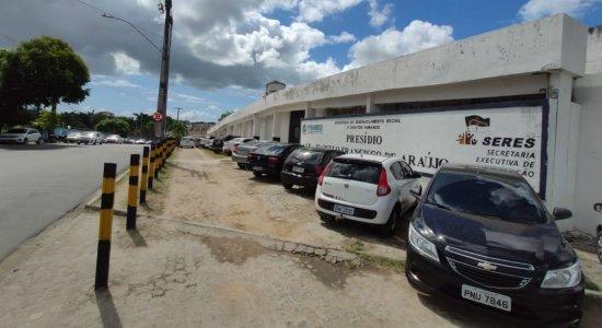 Visitas no sistema prisional estão suspensas por causa da covid-19