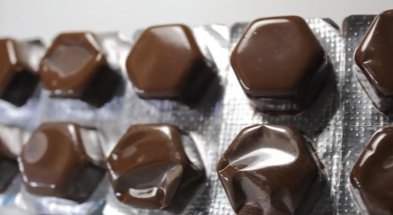 Estudantes criam chocolate que aumenta a imunidade
