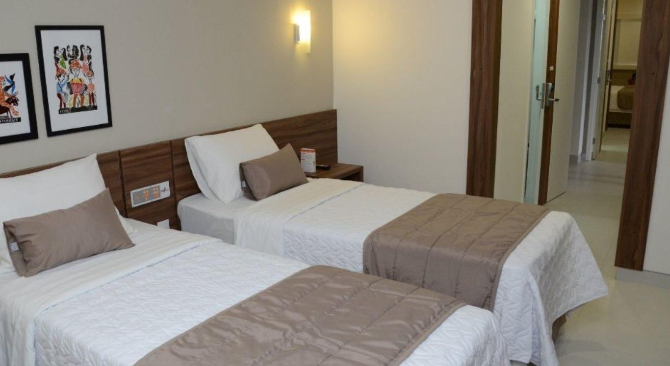 A Capital do Agreste dispõe de uma rede hoteleira repleta de várias boas opções em termos de hospedagem