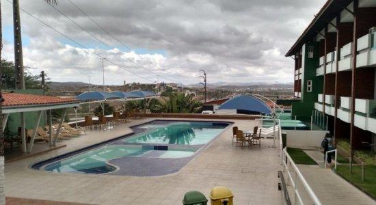 Pandemia: Rede hoteleira em Pernambuco tem baixa ocupação, nas férias