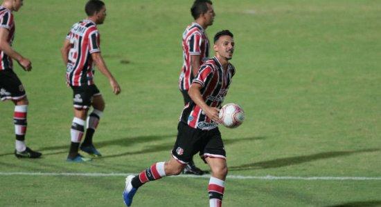 Santa Cruz empata com Jacuipense e retoma liderança do grupo A da Série C
