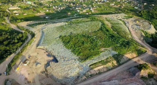 Lixão de Céu Azul, em Camaragibe, será fechado em outubro