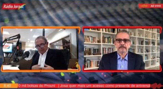 """Corrida Eleitoral: Lavareda diz que muitos candidatos """"mudaram de cor"""" nas eleições deste ano"""