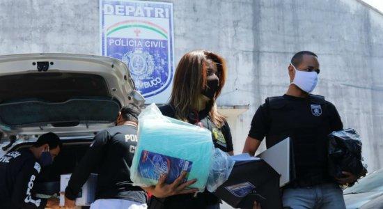 Operação PC investiga lavagem de dinheiro em estabelecimentos comerciais do Grande Recife