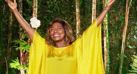 Glória Maria desaprova politicamente correto e diz que 'tudo é racismo'