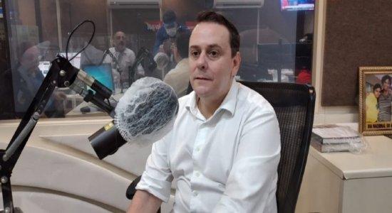 Charbel Maroun (Novo) defende parcerias público-privadas nos serviços do Recife