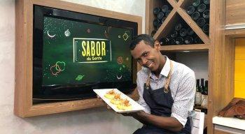Pudim de Mandioca do Chef Rivandro França