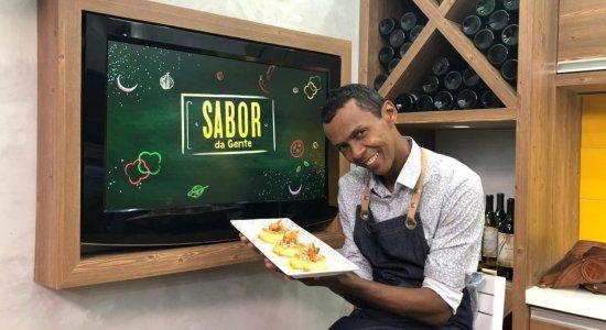 Saiba como fazer Pudim de Mandioca com o Chef Rivandro França do Sabor da Gente