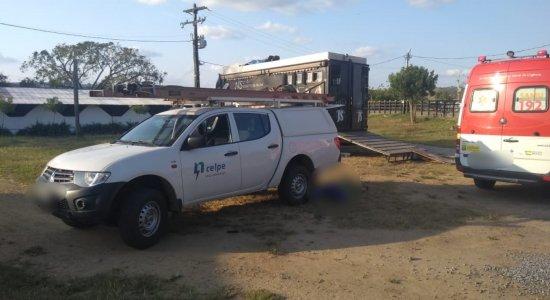 Celpe oferece até R$ 20 mil por informações de suspeito de matar eletricista em Limoeiro