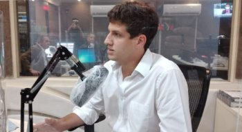 Candidato à Prefeitura do Recife João Campos (PSB)