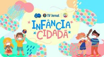 Infância Cidadã 2020 incrementa programação da TV Jornal