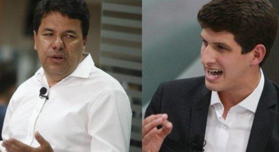Mendonça Filho e João Campos participam da sabatina da Rádio Jornal nesta quinta (1º)