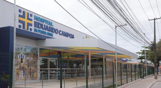 Hospital da Pessoa Idosa é inaugurado no Recife