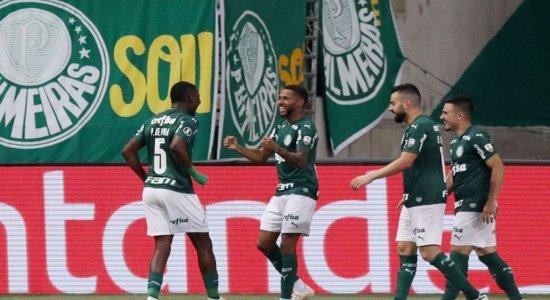 Palmeiras goleia Bolívar e avança para oitavas na Libertadores 2020