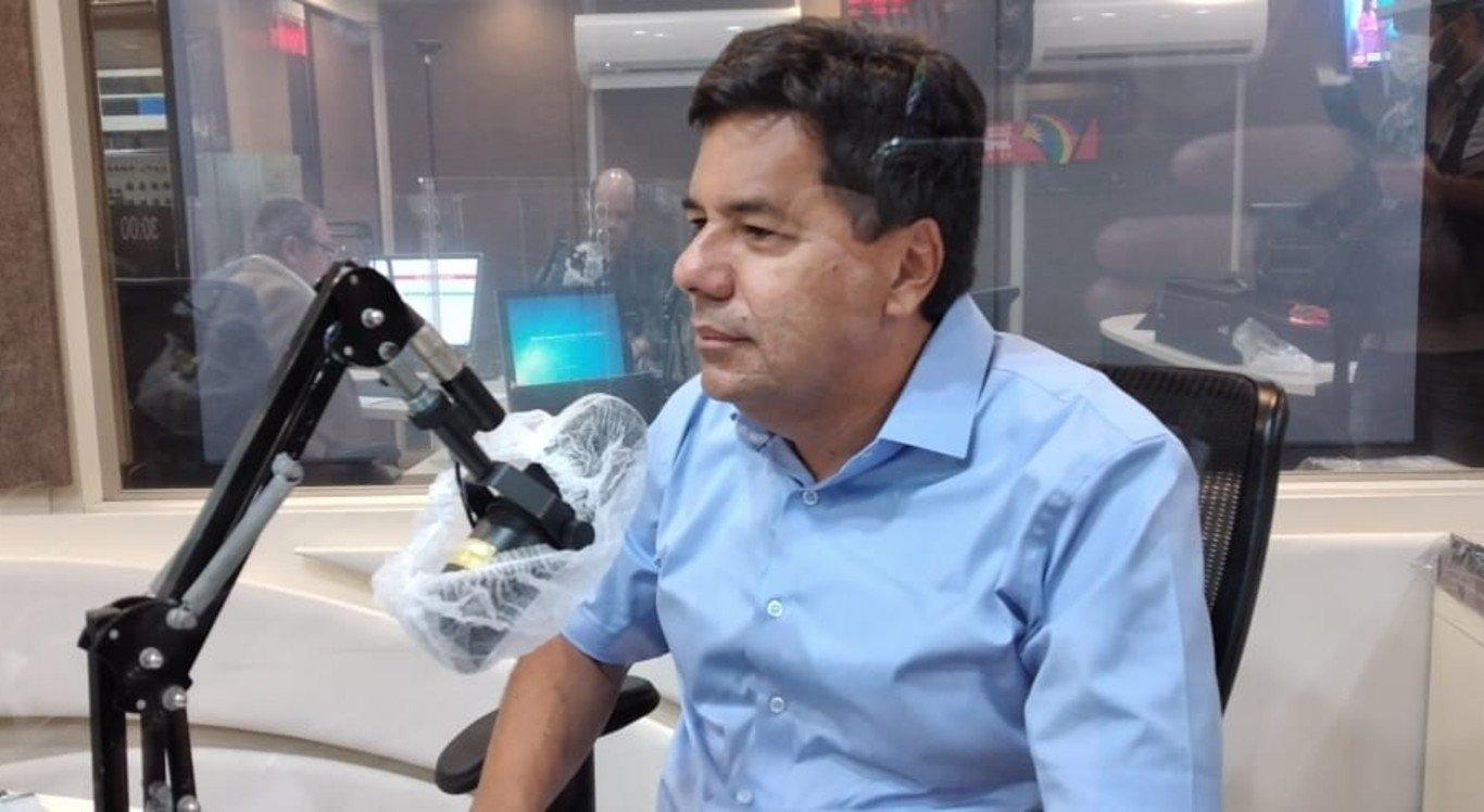Mendonça Filho participou de sabatina da Rádio Jornal nesta quinta-feira (1º)