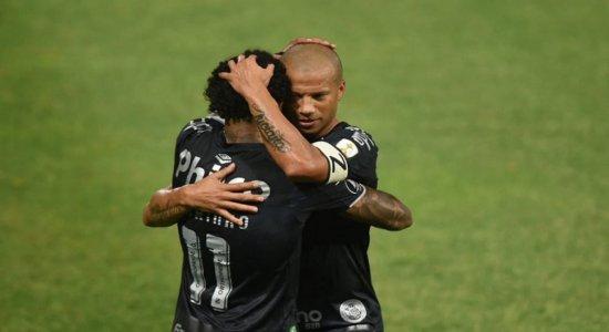 Libertadores 2020: Santos vence Olímpia e se classifica para oitavas