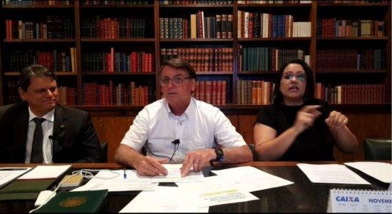 Bolsonaro confirma indicação de Kassio Nunes Marques ao STF