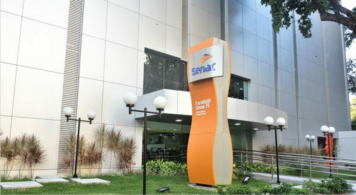Senac oferece cursos gratuitos em 12 cidades de Pernambuco