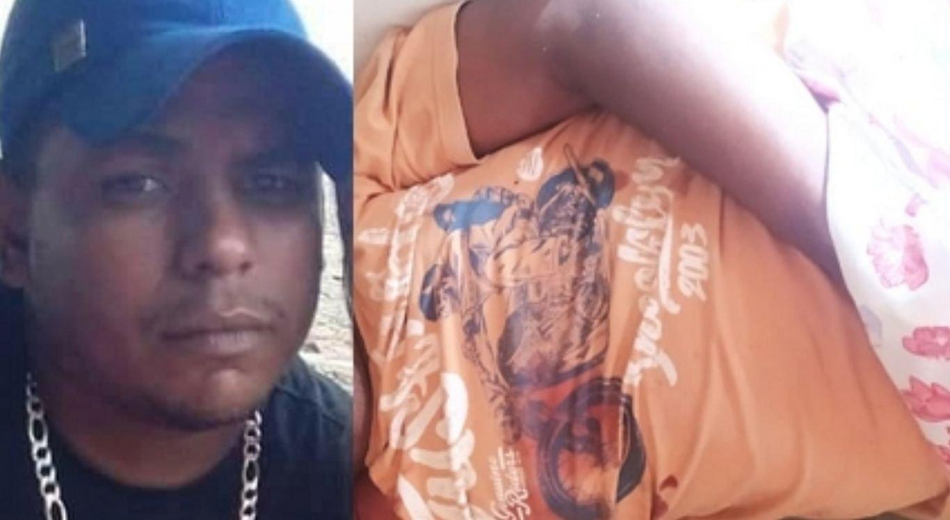 A vítima foi assassinada com vários disparos de arma de fogo