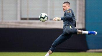 Ederson é goleiro do Manchester City e foi convocado para jogos da seleção brasileira nas eliminatórias da Copa de 2022