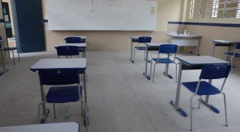 A partir desta terça-feira (6), estudantes do 3º ano retomam às aulas de forma presencial