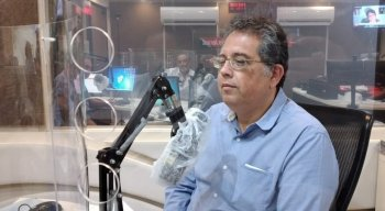 Candidato a prefeito de Olinda Celso Muniz (MDB)