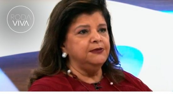 Em entrevista no Roda Viva, Luiza Trajano diz que chorou ao compreender o que era racismo estrutural