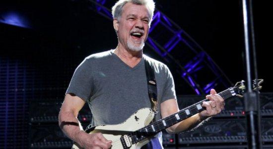 Guitarrista Eddie Van Halen morre aos 65 anos