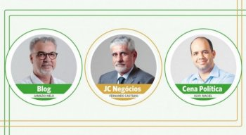 Colunistas Jamildo Melo, Fernando Castilho e Igor Maciel agora no WhatsApp