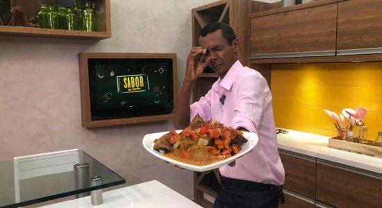 Saiba como fazer o Acém Carimba que é Top do Chef Rivandro França do Sabor da Gente
