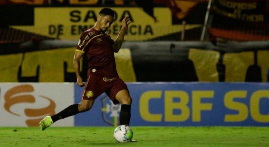 Nos últimos 31 jogos de Série A pelo Sport, Hernane fez apenas 4 gols, sendo três de pênalti