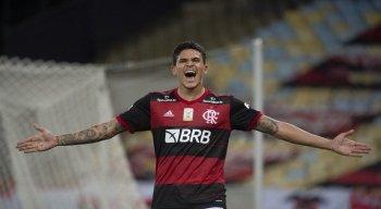 O Flamengo precisou de 14 minutos, no segundo tempo, para liquidar a fatura contra o Sport