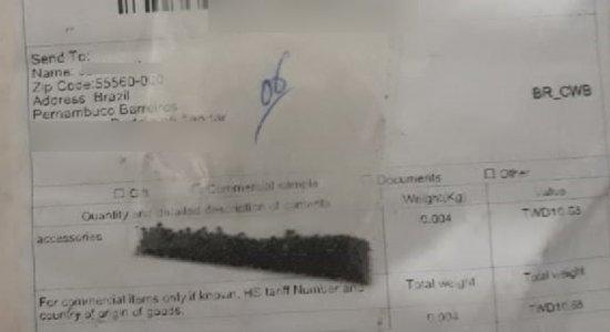 Mais sementes encontradas em PE