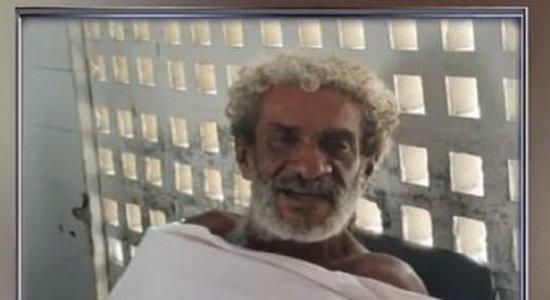Paciente do Ulysses Pernambucano precisa de ajuda para achar família