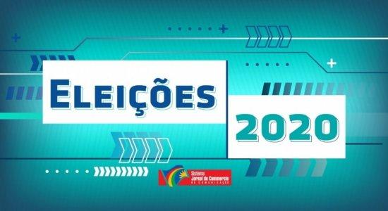 Candidato à Prefeitura do Recife, Carlos Andrade Lima (PSL) participa de sabatina na TV Jornal