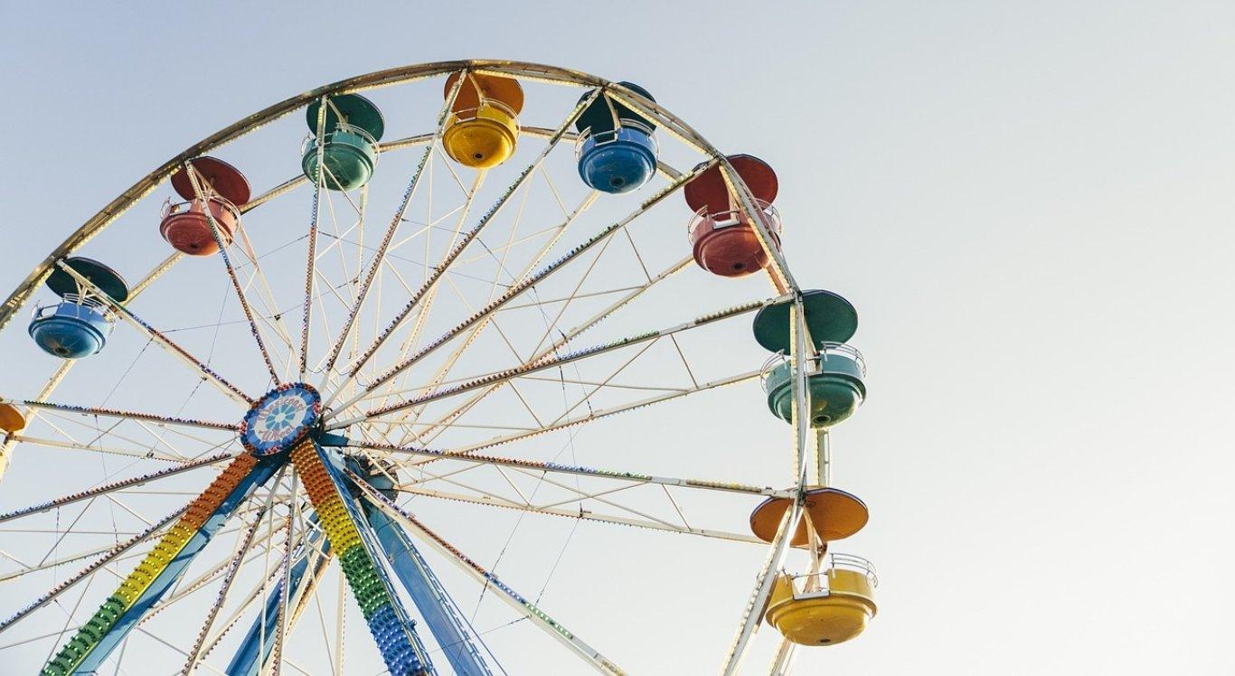 Parques de diversões poderão reabrir