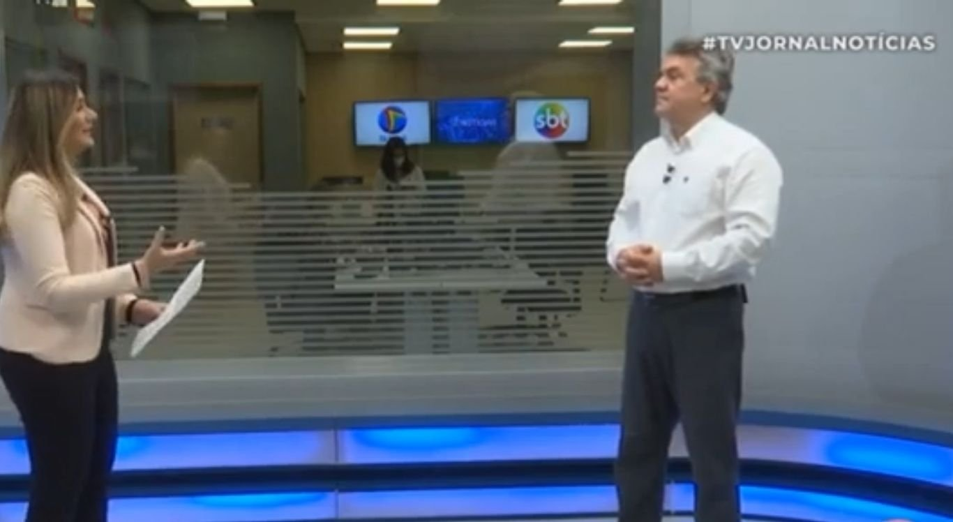 Marcelo Rodrigues teve 15 minutos para explicar as suas propostas para Caruaru