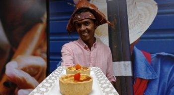 Chef Rivandro França ensina receita de torta salgada com ovos de cordorna no Dia Mundial do Ovo