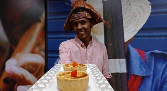 Dia Mundial do Ovo: chef Rivandro França ensina receita de torta salgada com ovos de codorna