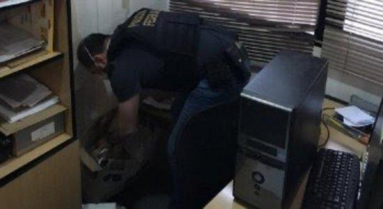 Polícia Federal deflagra operação contra doleiros que atuavam em Pernambuco