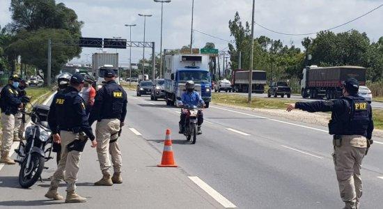 Fim de ano: PRF inicia operação para fiscalizar rodovias em Pernambuco