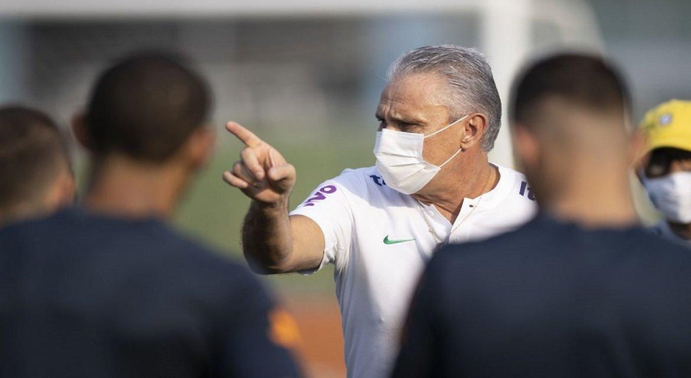 Seleção Brasileira enfrenta a Bolívia, às 21h30